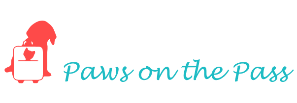 Paws on the Pass Logo